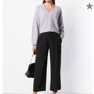 3.1 Phillip Lim Wide-Leg Crop Trousers